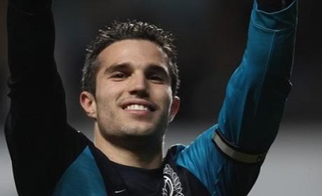Robin van Persie 34 goals in 2011