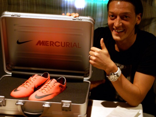 The Wizard of Özil: by the numbers