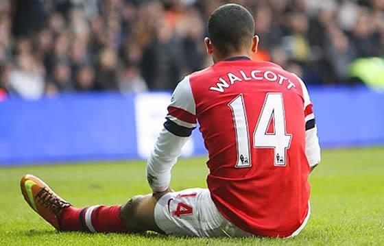 Theo Walcott: ACL injury, surgery and prognosis