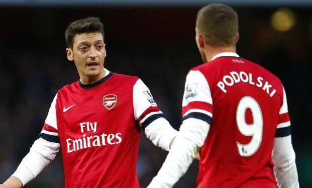 Arsenal 2-0 Crystal Palace