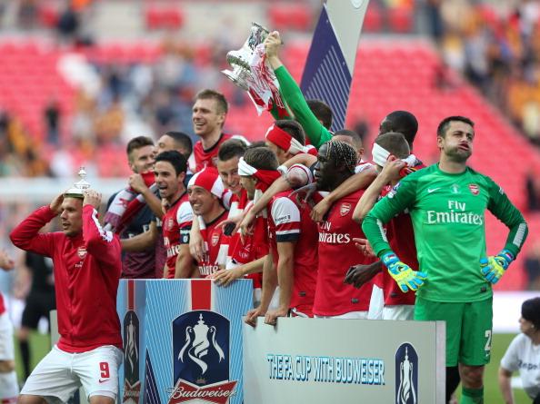 Arsenal squad 2014