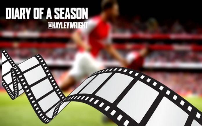 Diary of a season