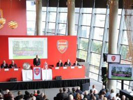 Arsenal AGM 2015