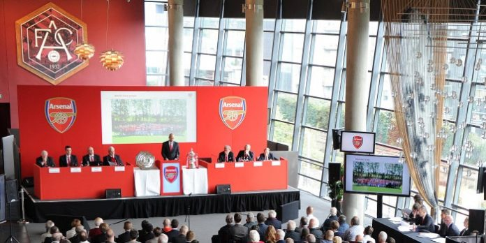 Arsenal AGM 2015