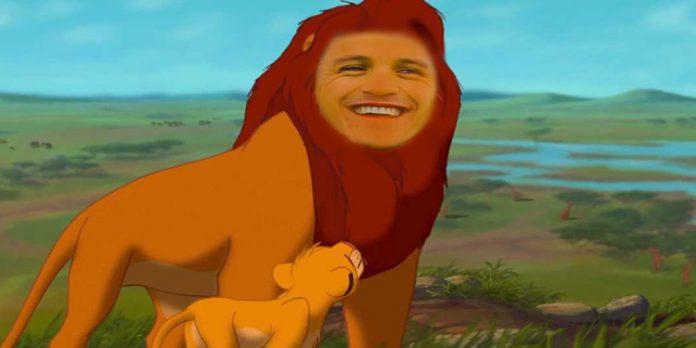 Alexis Sanchez Lion