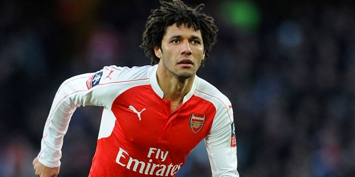 Elneny explains Fabian Schar connection to his Arsenal move