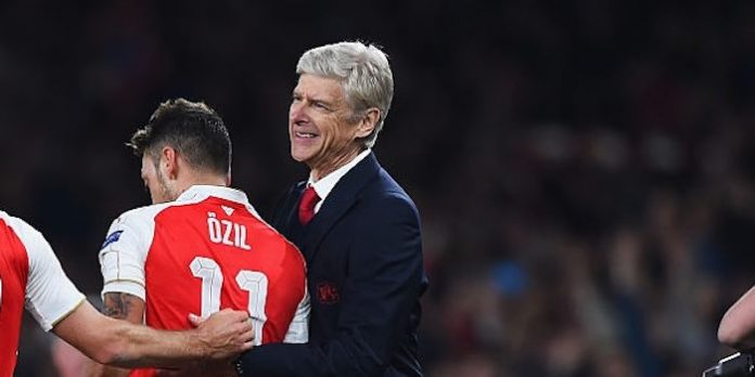 Wenger: I always knew Ozil could score more goals