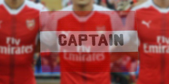 Arsenal captain 2016