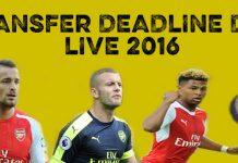 Transfer deadline day live blog 2016