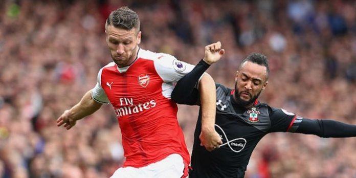 Shkodran Mustafi Arsenal debut