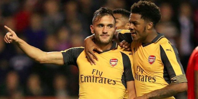 forest 0-4 arsenal lucas perez