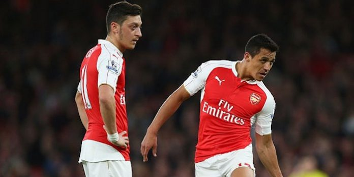 Wenger: My future not tied to Ozil & Alexis contracts