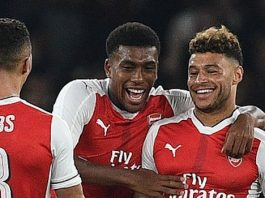 Arsenal 2-0 Reading - player ratings