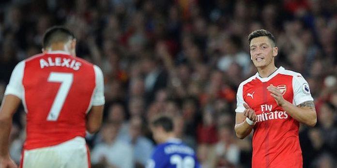 Ozil Alexis contract demands £250,000