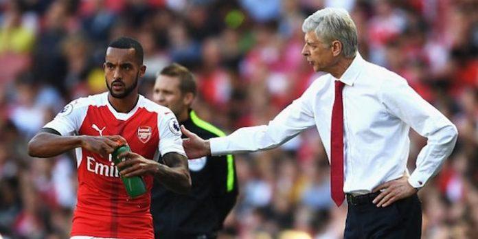 Wenger: I always wanted to keep Walcott