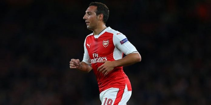 Report: Cazorla sent to Spain for specialist Achilles treatment