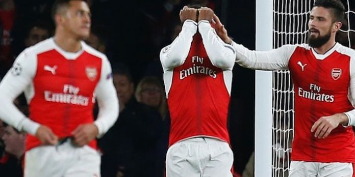 Video: Arsenal 2-2 PSG 'On the whistle'