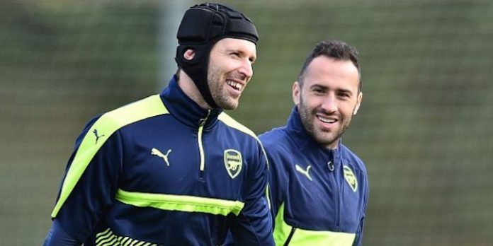 Ospina on Cech: we both want to play