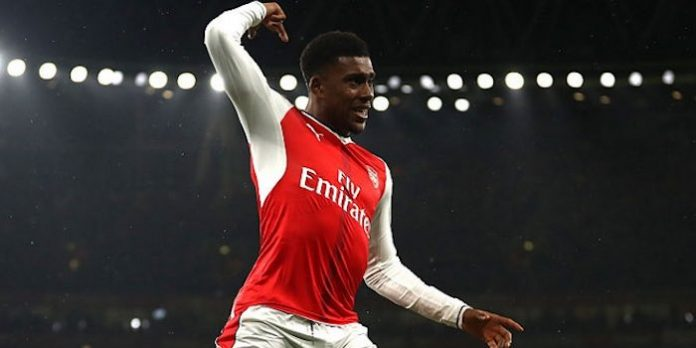 Iwobi aiming to reclaim his first team place