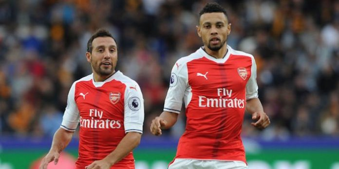 Wenger on midfield balance without Cazorla