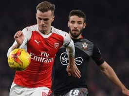 Rob Holding on 'disappointing' EFL Cup exit