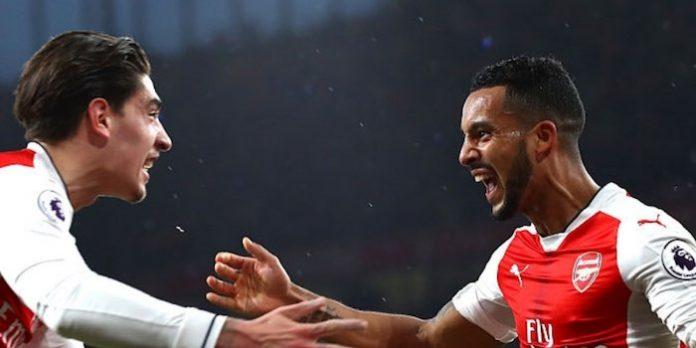 Report: Arsenal 3-1 Stoke (inc goals)
