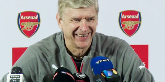 Wenger: You lack a bit creativity in the newspapers