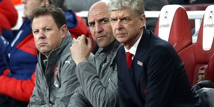 Wenger: It took us time to find our rhythm