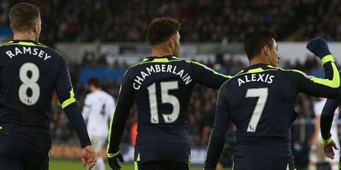 Swansea 0-4 Arsenal - player ratings