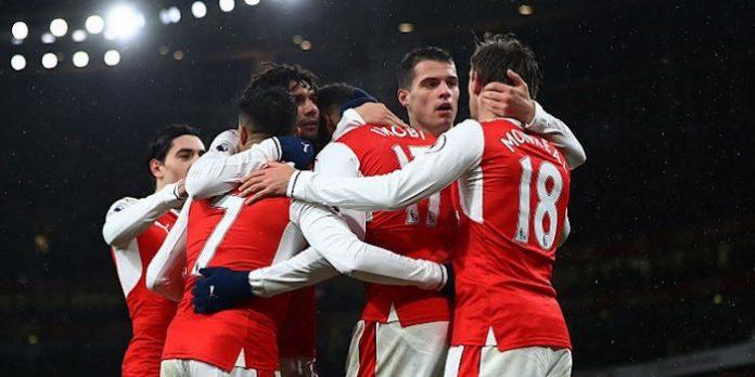 Arsenal 2-0 Crystal Palace - player ratings
