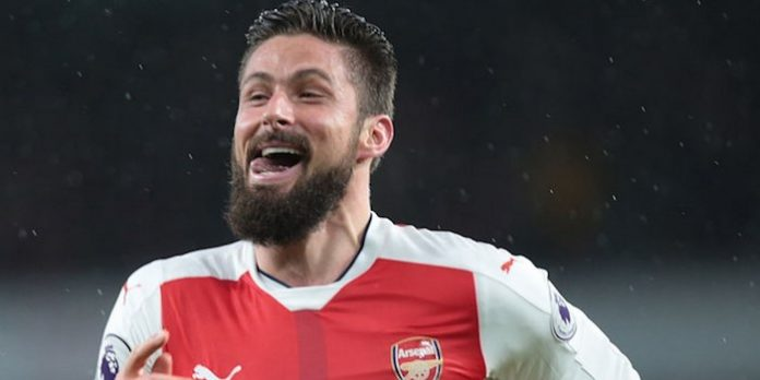 Wenger: Giroud is a top-quality man