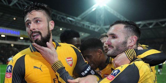 Preston 1-2 Arsenal - player ratings