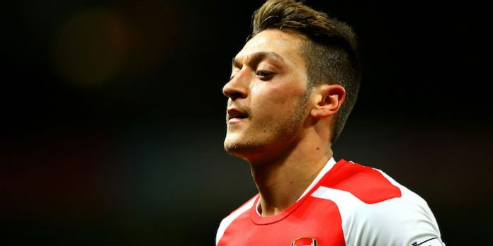 Mesut Ozil Kicker interview - full transcript