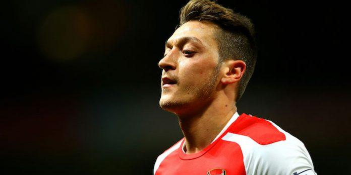 Mesut Ozil Kicker interview - full transcript