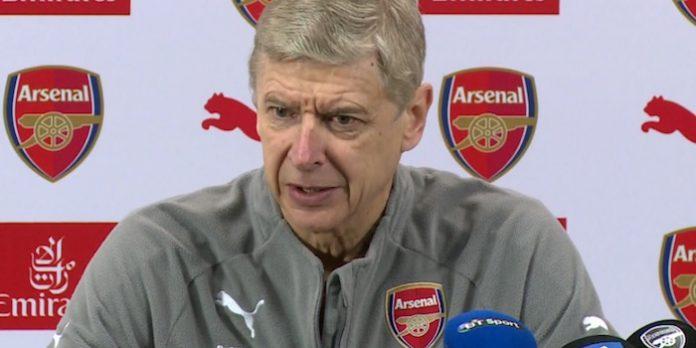 Wenger reveals latest ahead of Swanea