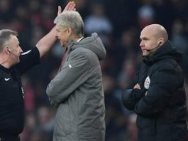 Wenger to request personal hearing from FA