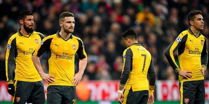 Bayern Munich 5-1 Arsenal - player ratings