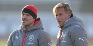 Freddie Ljungberg to leave Arsenal for Wolfsburg coaching role
