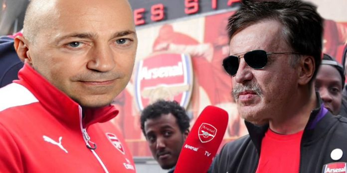 Arsenal planning to launch Arsenal Fan TV rival