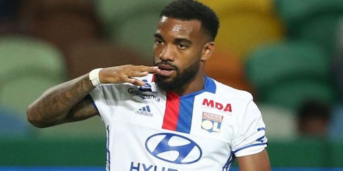 Lyon: Lacazette will join Arsenal in next one or two days