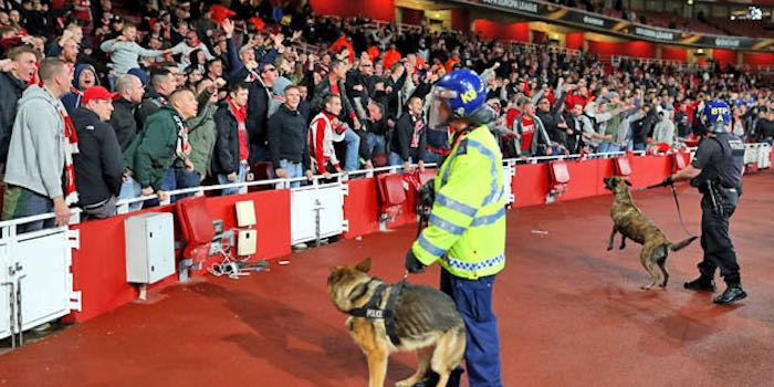 Arsenal restrict home ticket sales after Frankfurt ban