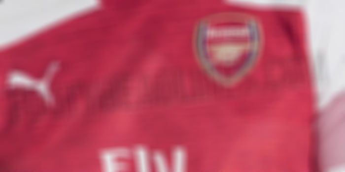 ade017265c9 New images of Arsenal s 2018 19 home shirt revealed