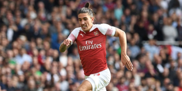 Bellerin and Tierney closing in on first team training return