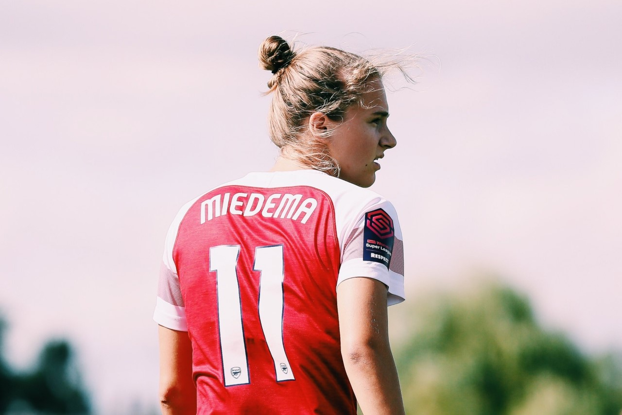 c53c2d359 Vivianne Miedema played through injury for the majority of last season