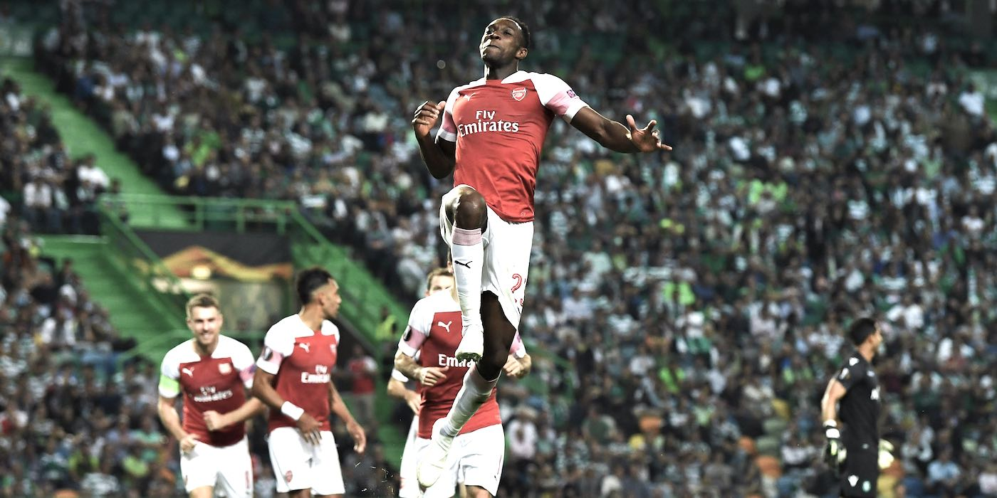 sporting 0-1 arsenal 2018
