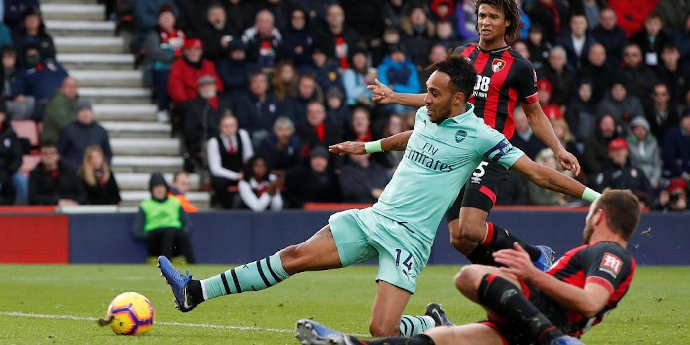 Bournemouth 1-2 Arsenal 2018