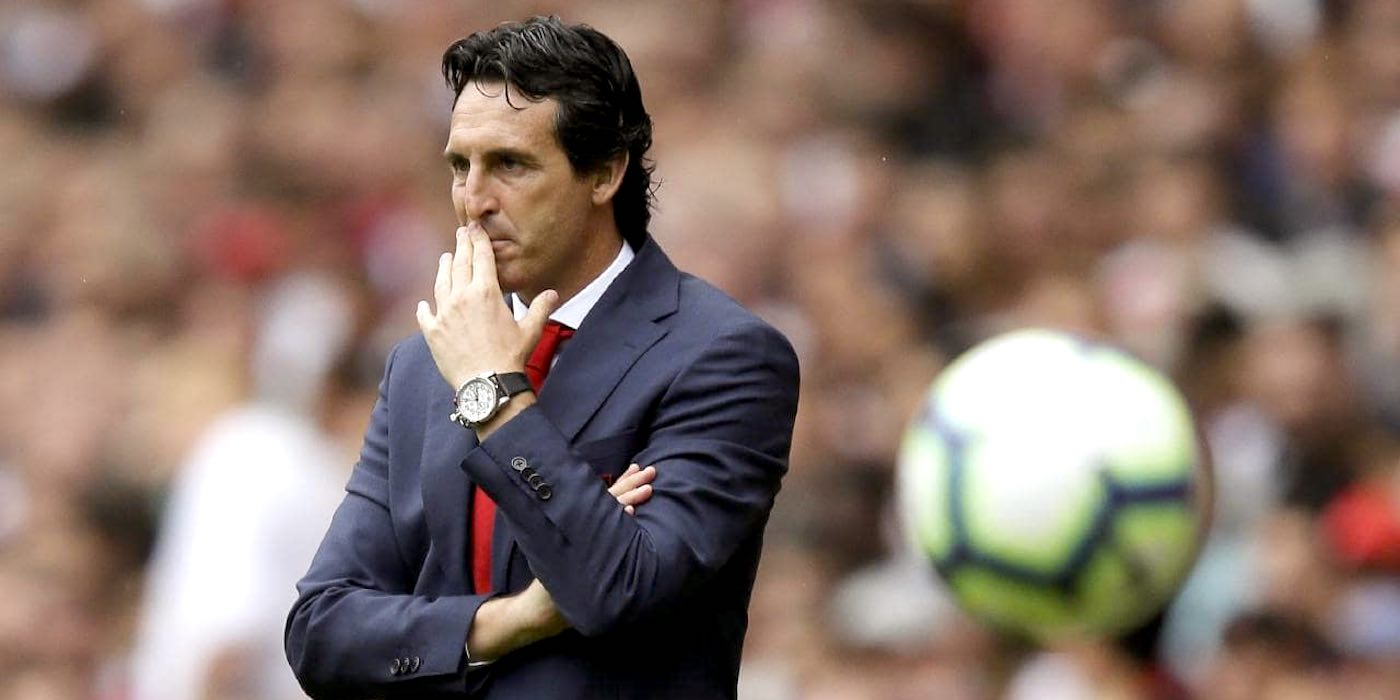 1df09b8e0 Emery  We cannot lose to Chelsea and finish in the top four