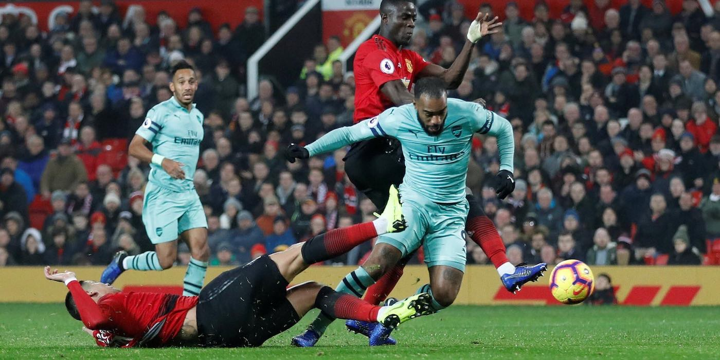 Man Utd 2-2 Arsenal 2018