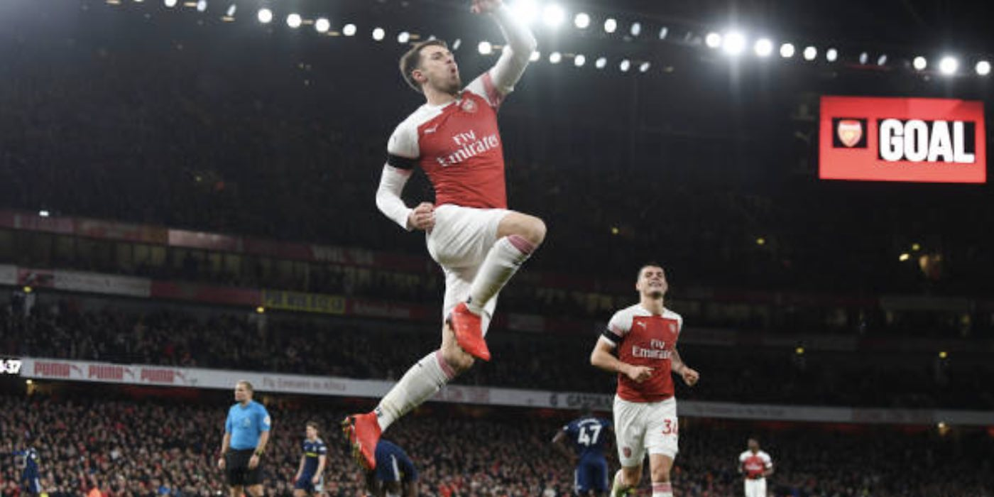 arsenal 4-1 fulham 2019