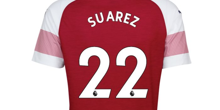 e1bef9bfd0c In exciting news we can reveal the shirt number that Denis Suarez will wear.